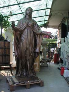 statua Santa Maria degli Angeli