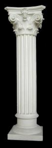 LV 95 Colonna Corinzia stilizzata