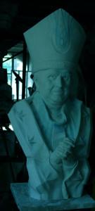 Busto LB 165 Papa Benedetto XVI