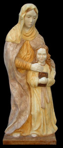 Sant'Anna e Madonna bimba