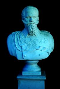 Busto di Re Vittorio Emanuele II.