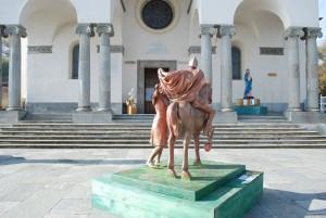 Mostra scultura religiosa Belmonte